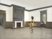 Re-imagining a Ruin: Interior space