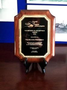 COVA Award
