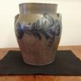 Menokin's Ovoid Stoneware Jar.