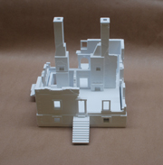 3D Print of Menokin Model
