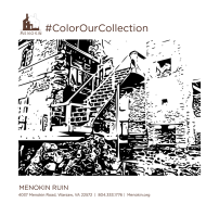 Menokin Ruin_ColorOurCollection