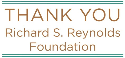 $30,000 Richard S. Reynolds Grant