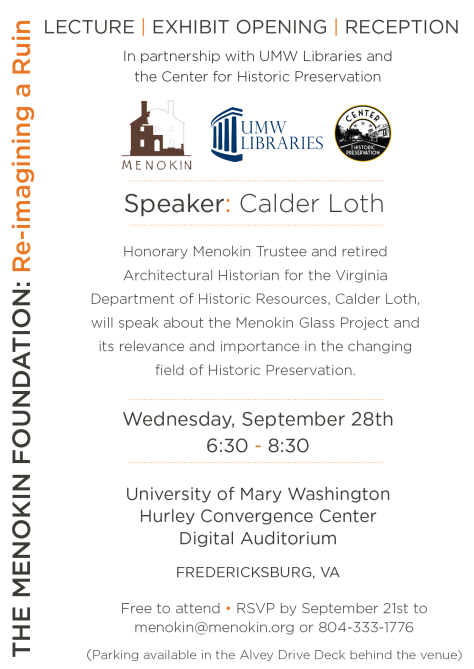 Click on the image to RSVP for the Lecture.