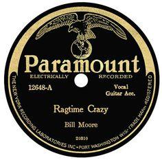 Ragtime Crazy